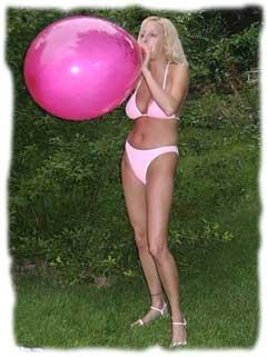 ■女の子の膨らます風船、ビーチボール第4ぷ〜■ YouTube動画>59本 ->画像>657枚